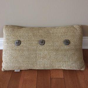 Pier 1 decorative boho pillow
